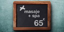 Masaje + Spa